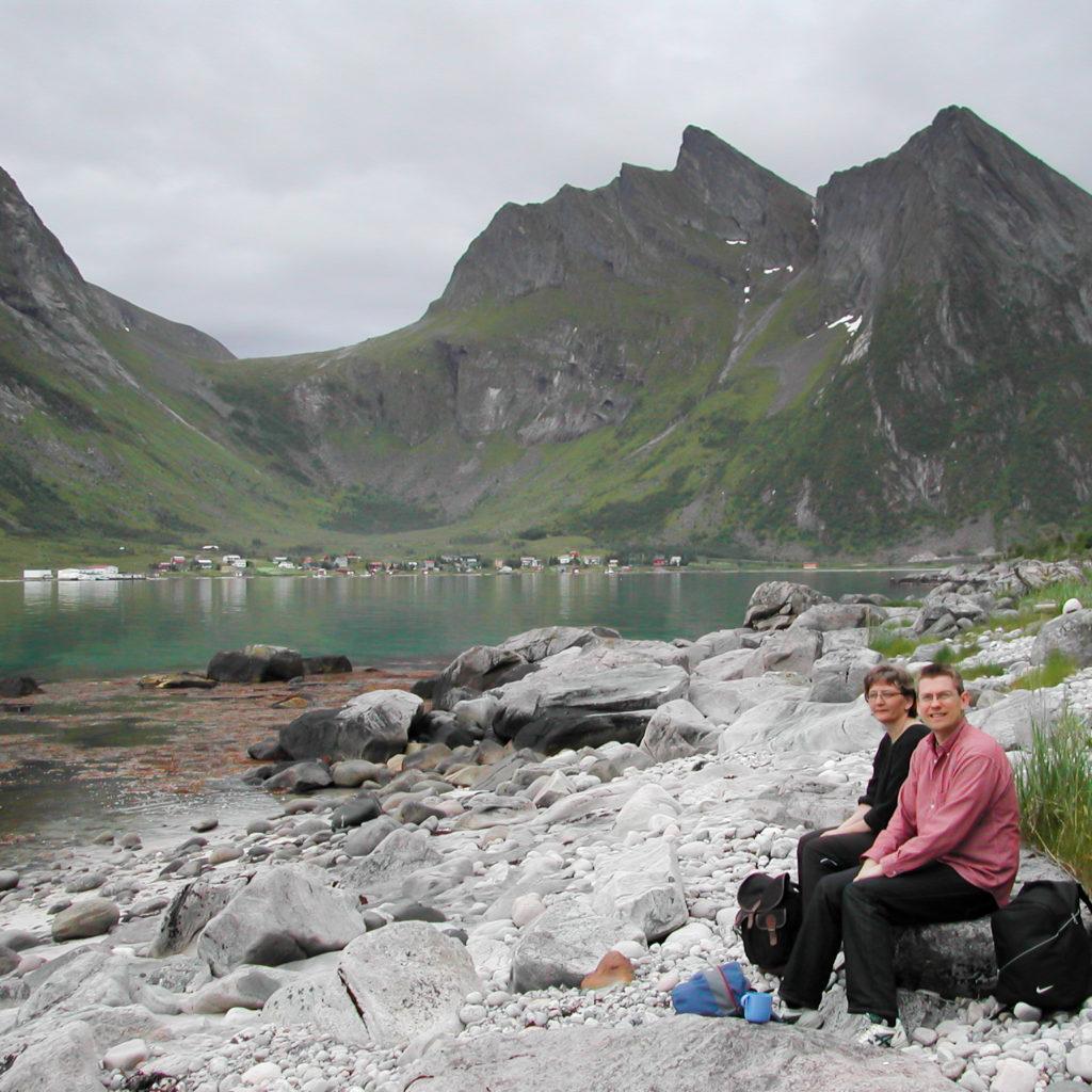 Steinfjorden Senja